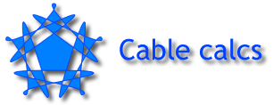 Cable calc